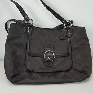 Coach Purse Handbag Black